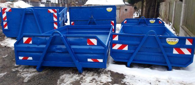 HůrkaZP - Kontejnery 3m3-11m3